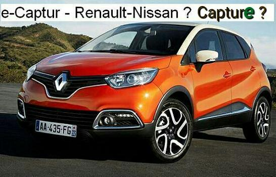 Captur not electric Nissan e-Captur why when