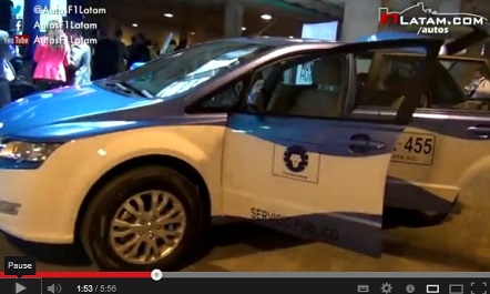 BYD Bogota Video Official launch
