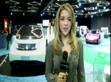 Bluecar CNN Mojo France24 best rare clips 2011ff