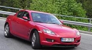 MazdaRX8 Bolt_Pecjak_Mazda_Open_Road