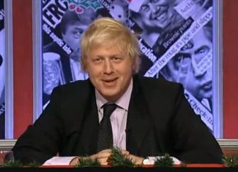 Boris HIGNFY Lost Irony
