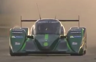 Drayson Electric sub-2000kg record 204 mph Formula E June 2013
