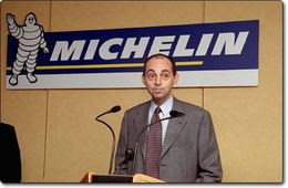 Edouard Michelin EV-angelist drowned liquidated 2006