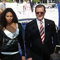 Fetish Roger Moore in Monaco