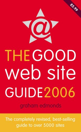 EVUK in Good Website Guide 2006