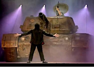 Earth Song Military Industrial