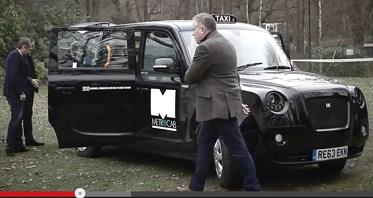 Metrocab Black_Boris_Drivers_Test  Youtube