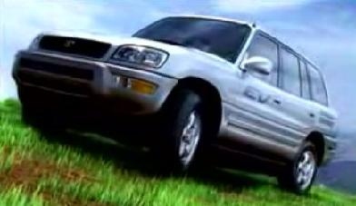 Original RAV4 EV commercial