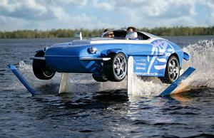 Rinspeed Splash hydrofoil car