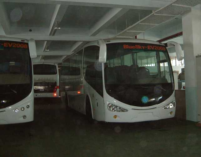 TS Electric Buses