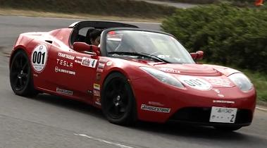 Tesla Roadster range increased to 400 miles