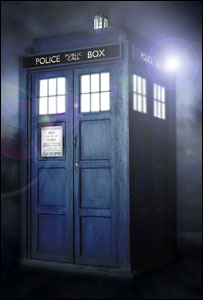 Tardis Small Outside Big Inside